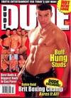 Dude October 2002 magazine back issue