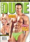 Dude November 2002 magazine back issue