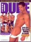 Dude April 2003 magazine back issue cover image