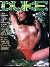 Duke April 1977 magazine back issue