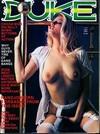 Duke July 1977 magazine back issue