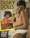 Dusky Dolls # 1 magazine back issue