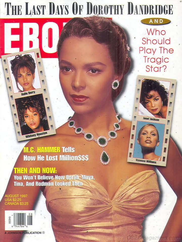 Ebony magazine back issues