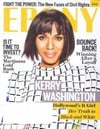 Ebony March 2015 magazine back issue