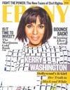 Ebony March 2015 magazine back issue