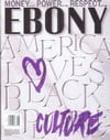Ebony August 2015 magazine back issue
