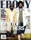 Ebony October 2015 magazine back issue