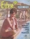 Eden # 10 magazine back issue cover image