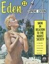 Eden # 11 magazine back issue cover image