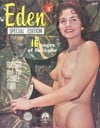 Eden # 19 magazine back issue cover image