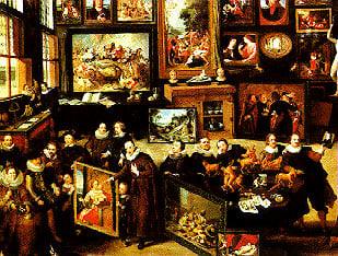 cornelius' art studio, jigsaw puzzle by educa, 5000 pieces puzz, painting, corneliusartstudio