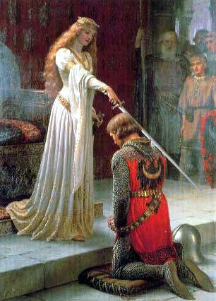 educa jigsaw puzzle, the accolade painting by leighton theaccolade