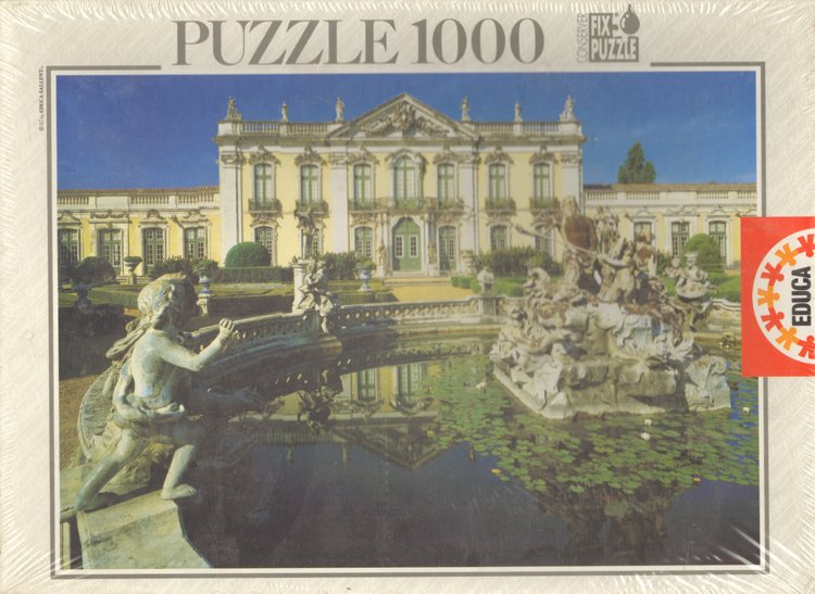 Lisbon, Portugal 1000 piece jigsaw puzzle manufactured by Educa lisbon-portugal-educa