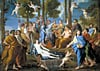 le parnasse painting by poussin, jigsaw puzzle by educa