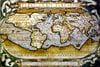 typusorbisterrarum,typus orbis terrarum jigsaw puzzle by educa, 3000 pieces