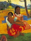 PaulGauguin Artist post-impressionism when will you marry educa puzzle # 10124 puzzel Puzzle