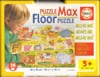floor puzzle with giant pieces made by educa. Noah's Ark 35 piece jigsaw puzzle # 12771