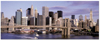 New York Skyline Panorama Educa puzzel made in Spain 1000 piece jigsaw puzzle # 13437