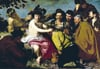The Drunkards painted by Velazquez Educa made in Spain 1000 piece jigsaw puzzle