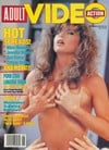 Erotic X-Film Guide Presents August 1989 - Adult Video Action magazine back issue