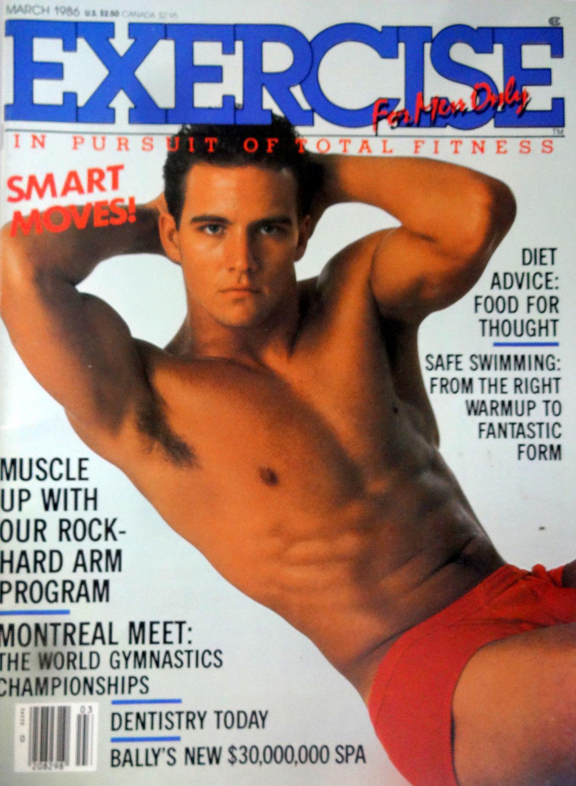Mens Fitness July 1997 Magazine Fitness Jul 1997