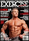 Exercise for Men Only March 2011 magazine back issue