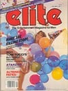 Elite February 1983 magazine back issue