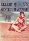 Ellery Queen's Mystery Magazine September 1953 magazine back issue