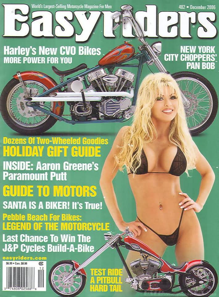1977 easyriders magazine set of 10