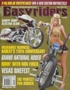 Easyriders # 489, March 2014 magazine back issue cover image