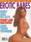 Erotic Babes Vol. 3 # 3 magazine back issue