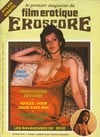 Eroscore # 9 magazine back issue