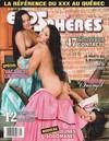 la reference du xxx au quebec ero sphere revue mensuel sexuelle lanny barbie sodomane vacances liber Magazine Back Copies Magizines Mags