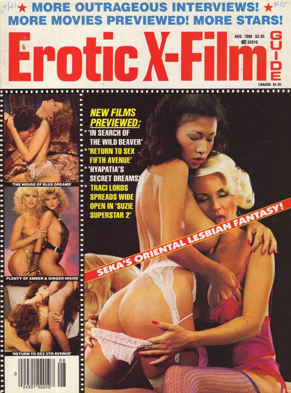 Movie guide to porno films