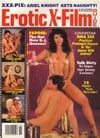 Laura Allen Erotic X-Film Guide November 1988 magazine pictorial