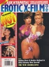 Ashlyn Gere & Deidre Holland magazine cover Appearances Erotic X-Film Guide October 1992