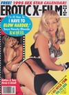 Racquel Darrian magazine cover Appearances Erotic X-Film Guide December 1994