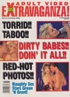 Stephanie Rage Erotic X-Film Guide Jumbo January 1990 - Adult Video Extravaganza magazine pictorial