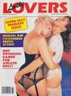 Erotic X-Film Guide Special November 1990 - Lusty Lovers magazine back issue