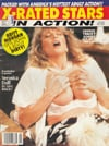 Christy Canyon Erotic X-Film Guide Spotlights September 1990 - X-Rated Stars In Action magazine pictorial