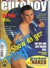 Euro Boy # 6 magazine back issue