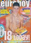 Euro Boy # 8 magazine back issue