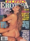 Swank's Euro Erotica # 5, 1994 magazine back issue