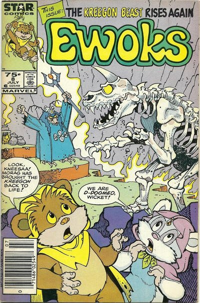 Ewoks A1 Comix Comic Book Database