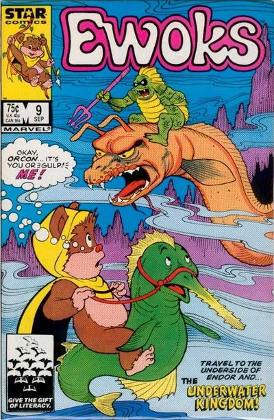 Ewoks A1 Comix Comic Book Database