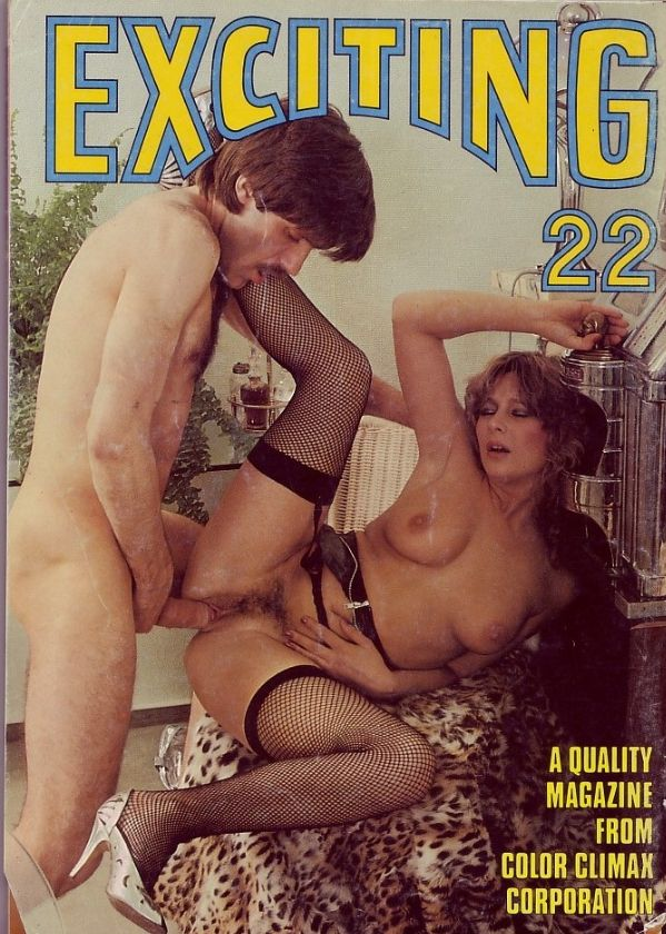 фото с порно журналов