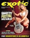 Exotic June 2016 magazine back issue