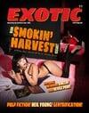 Exotic October 2016 magazine back issue