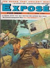 Expose October 1959 magazine back issue cover image