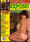 Expose August 1982 magazine back issue cover image